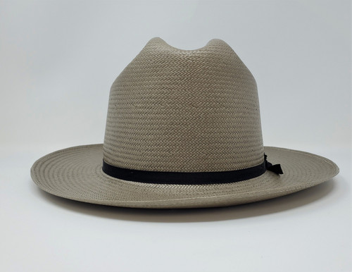 Stetson Shantung Straw Open Road Western Hat