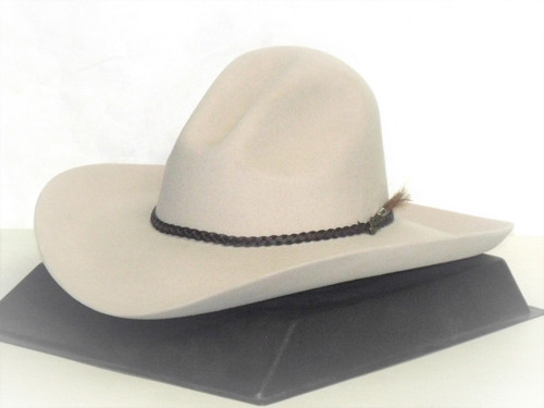 Bent Rail Lonesome Gus Style Cowboy Hat