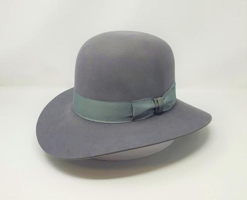 Akubra Adventurer Open Crown Fedora Hat