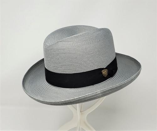 Dobbs El Dorado Homburg Straw Hat