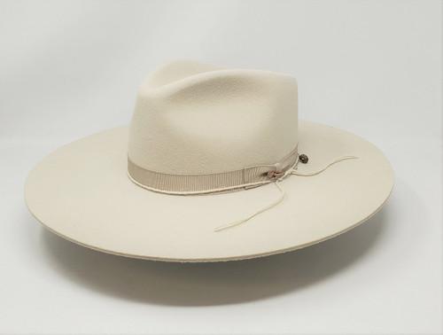 Stetson JW Marshall Flat Brim Western Hat