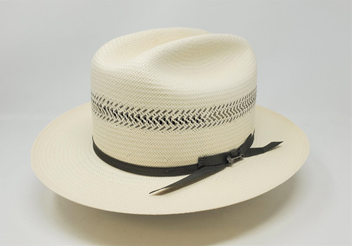 Stetson Shantung Vented Open Road 5 Western Hat