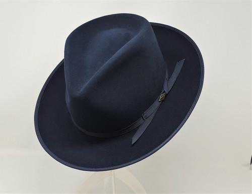 Stetson Pure Beaver Stratoliner Fedora Hat