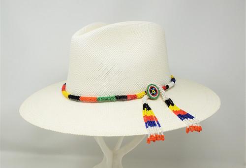 Stetson Argonaut Genuine Panama Straw Fedora Hat