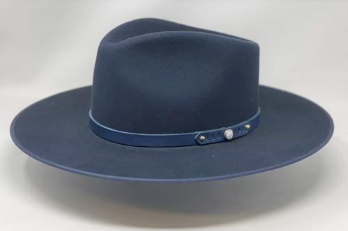 Stetson Night Sky B Flat Brim Western Hat