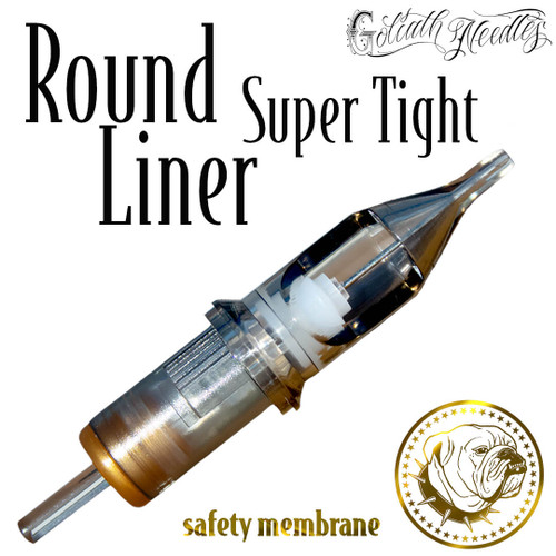 Round Liner Super Tight Gold