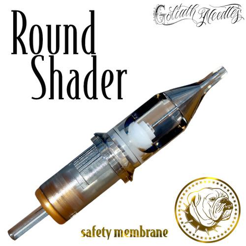 Round Shader Gold