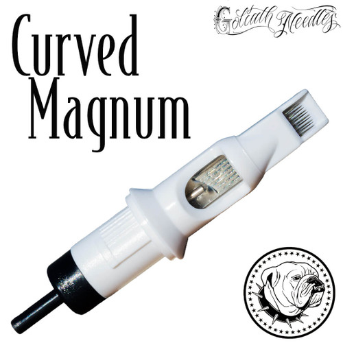 Curved Magnum White