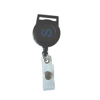 ID Card Reel, Card Badge without clip (BD003)