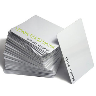 Access Card 125Khz EM4200/TK4100, printable