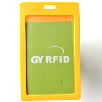 CH108 - Card Holder, PP material, Cover can be open