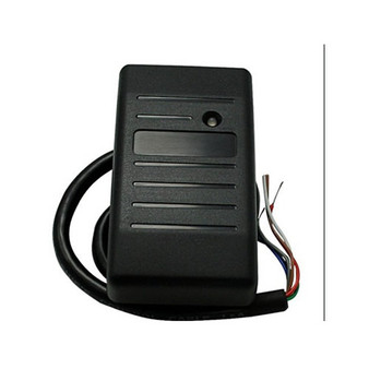 Wall Mounted Reader, 13.56Mhz MIFARE Mini Reader for Access Control WG26 (GY8521)