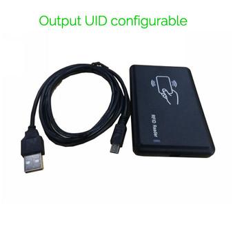125Khz EM Card Reader, Output UID configurable