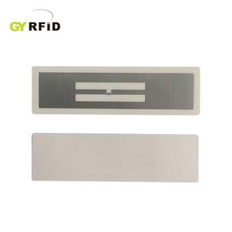 Anti Liquid UHF RFID Sticker - Flexible- printable - 1m range