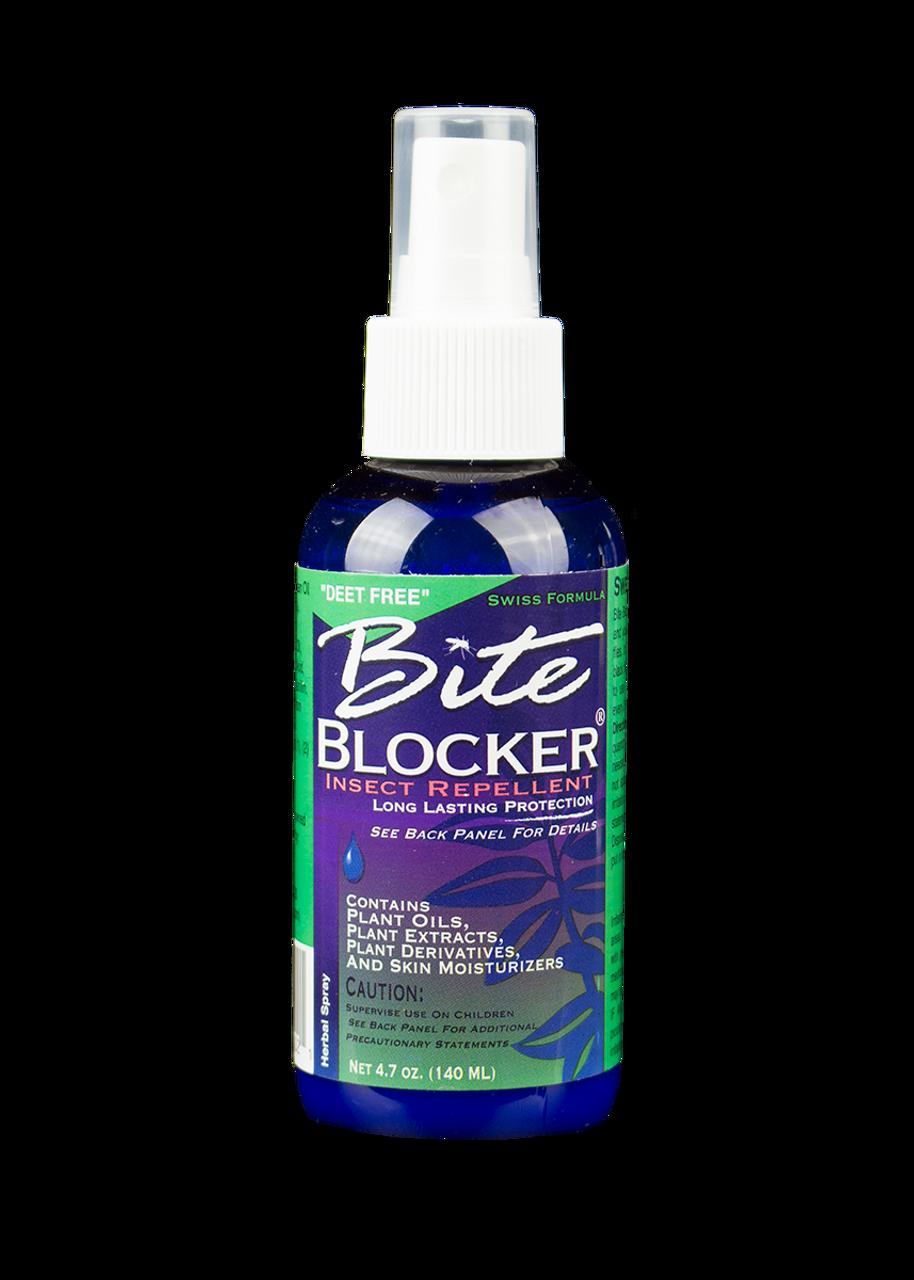 Biteblocker Herbal Insect Repellent Spray 4 7 Oz Biofarm