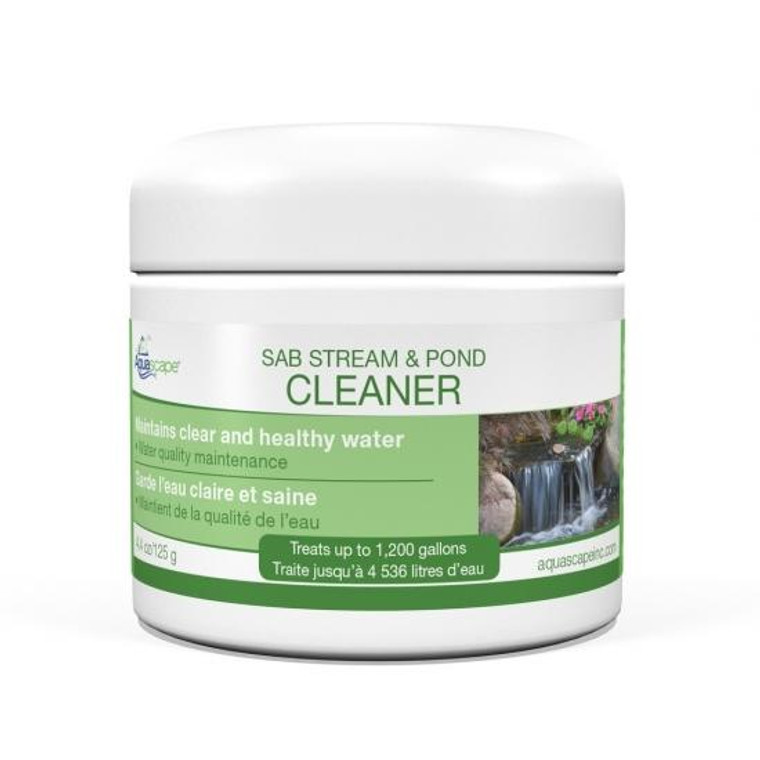 SAB Stream and Pond Cleaner - 125g