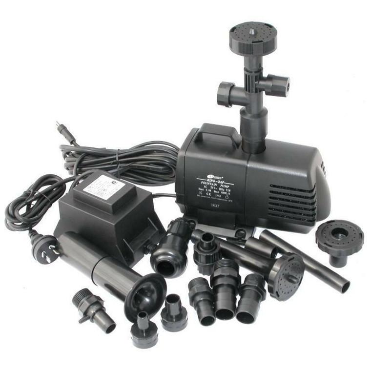 Resun King 3AFLV Low Voltage Fountain Pump - 4000LPH