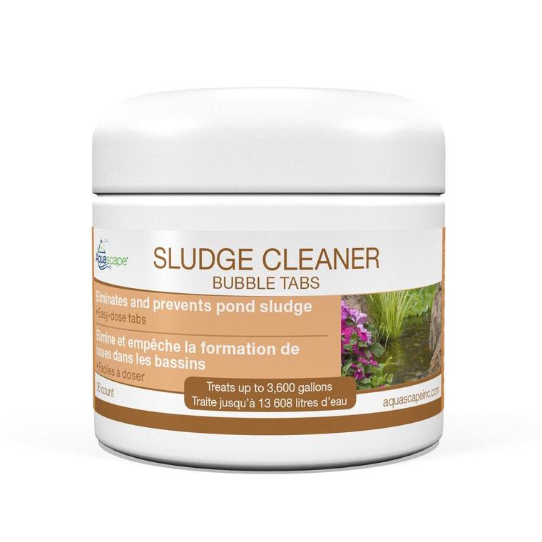 Sludge Cleaner Bubble Tabs - 36 Tabs