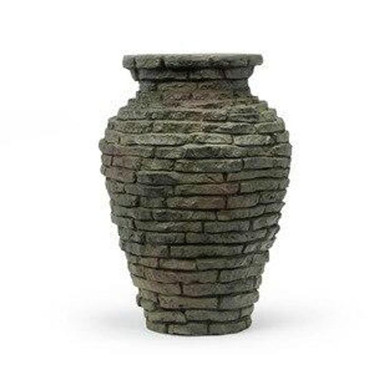 Mini Stacked Slate Urn