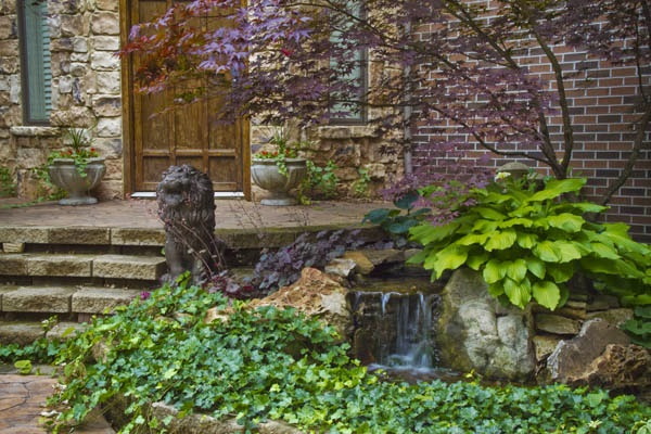 Front Yard Water Features: Boost Your Kerb Appeal