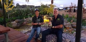 Think Green Landscapes & Waterscapes Wins Gold