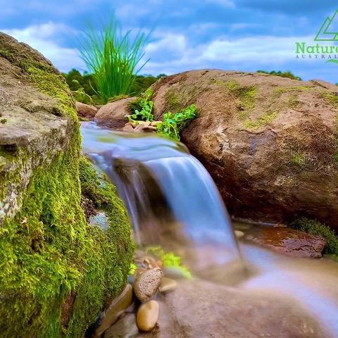 Amazing Australian Backyard Waterfall Ideas