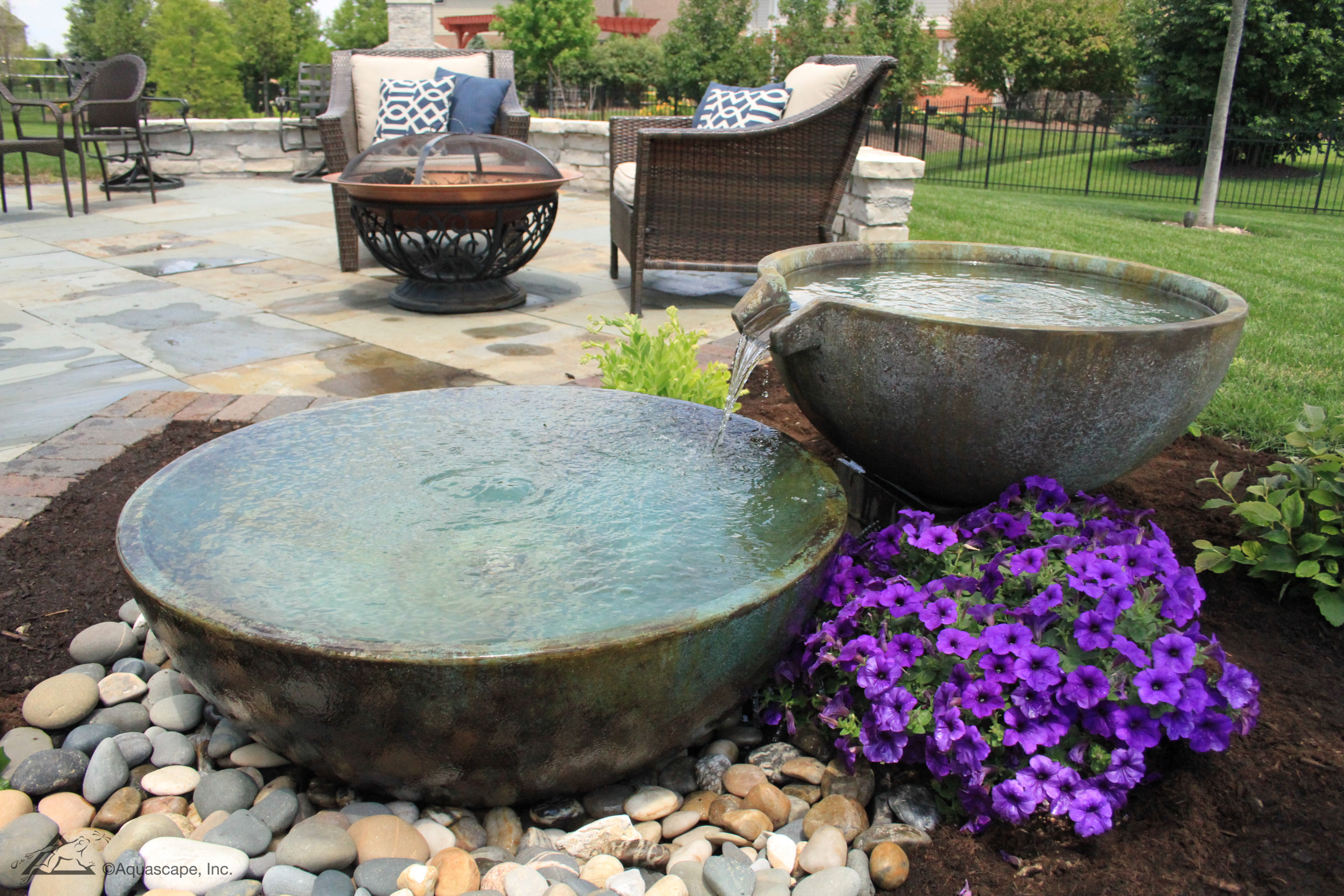 Water Fountains Outdoor Water Features Aquascape Supplies Australia