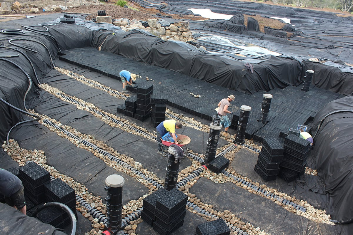 Aquascape Supplies: The Official Supplier of Firestone EPDM Pond Liners