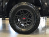 TRD 17-In. Matte Black Alloy Wheel Set