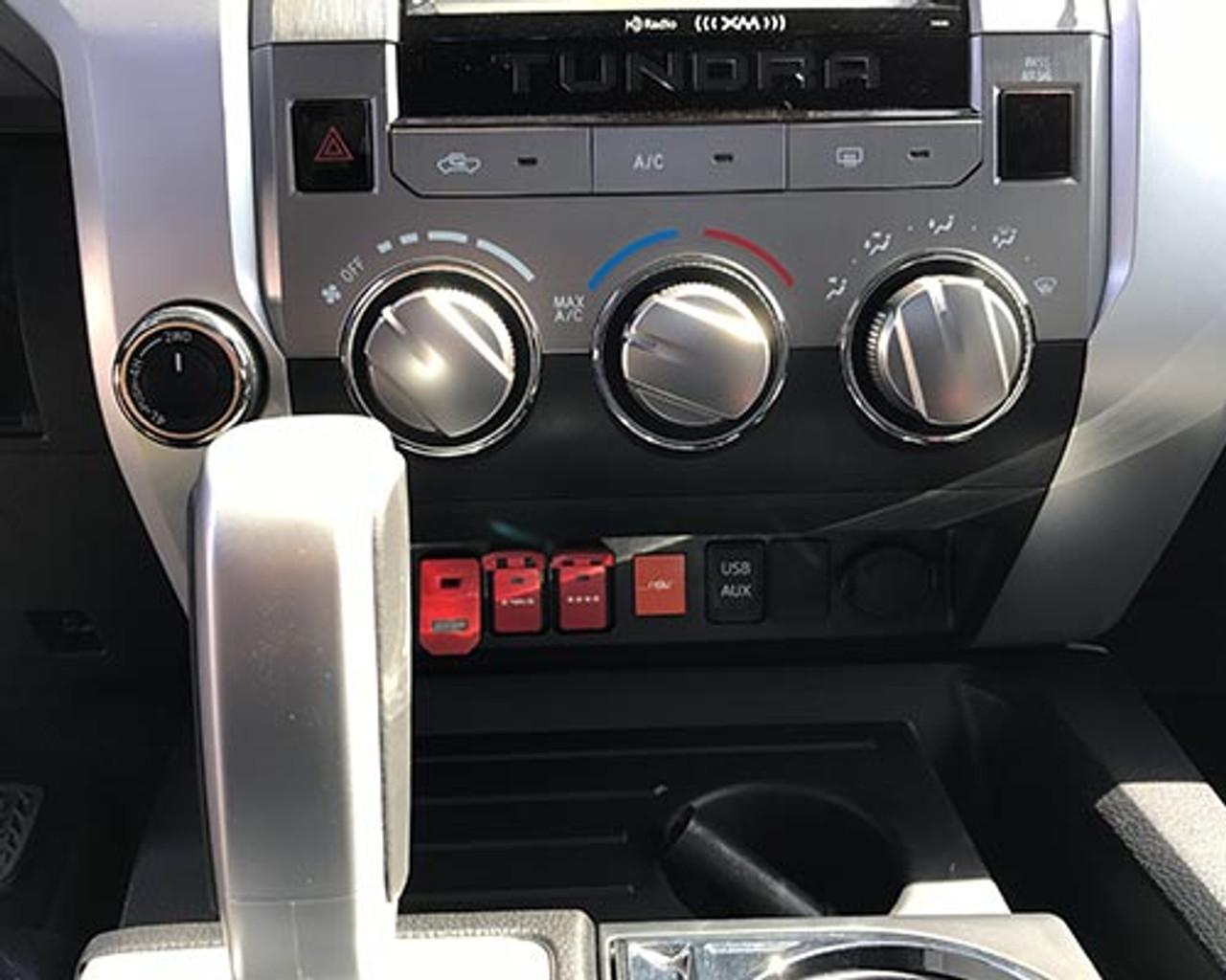 Tundra NSV custom light switches