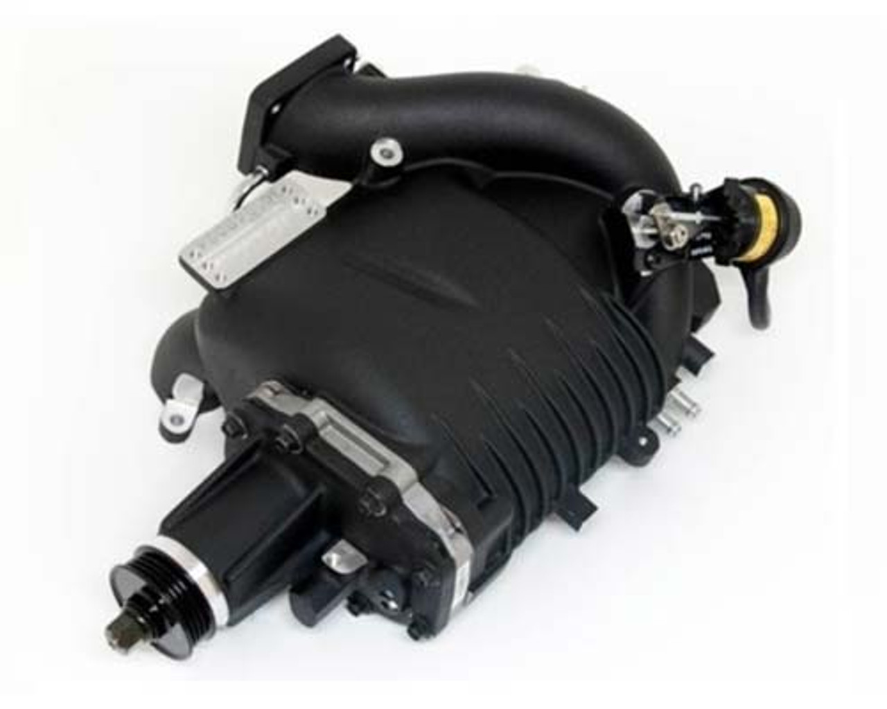 TOYOTA 5VZ-FE 3.4L V6 SUPERCHARGER SYSTEM 1997-2004 Toyota Tacoma 3.4L V6 1996-2002 Toyota 4Runner 3.4L V6 1997-1998 Toyota T100 3.4L V6 2000-2003 Toyota Tundra 3.4L V6 Also available for other 5VZ-FE 3.4L V6 platforms, other applications may require custom calibration.