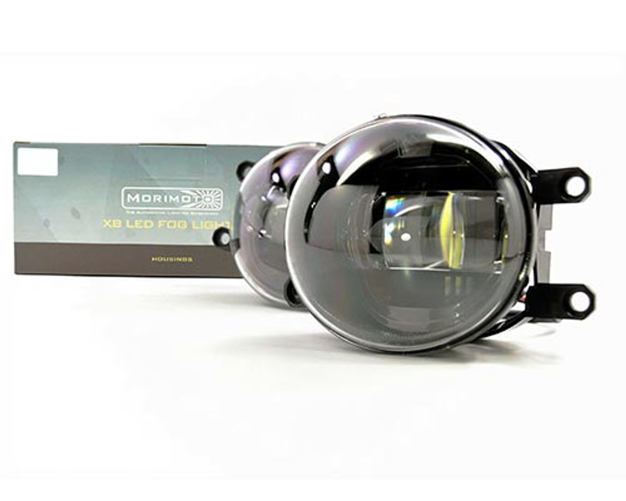 Toyota Morimoto XB LED Projector Fog Lights Oval style (LF220)