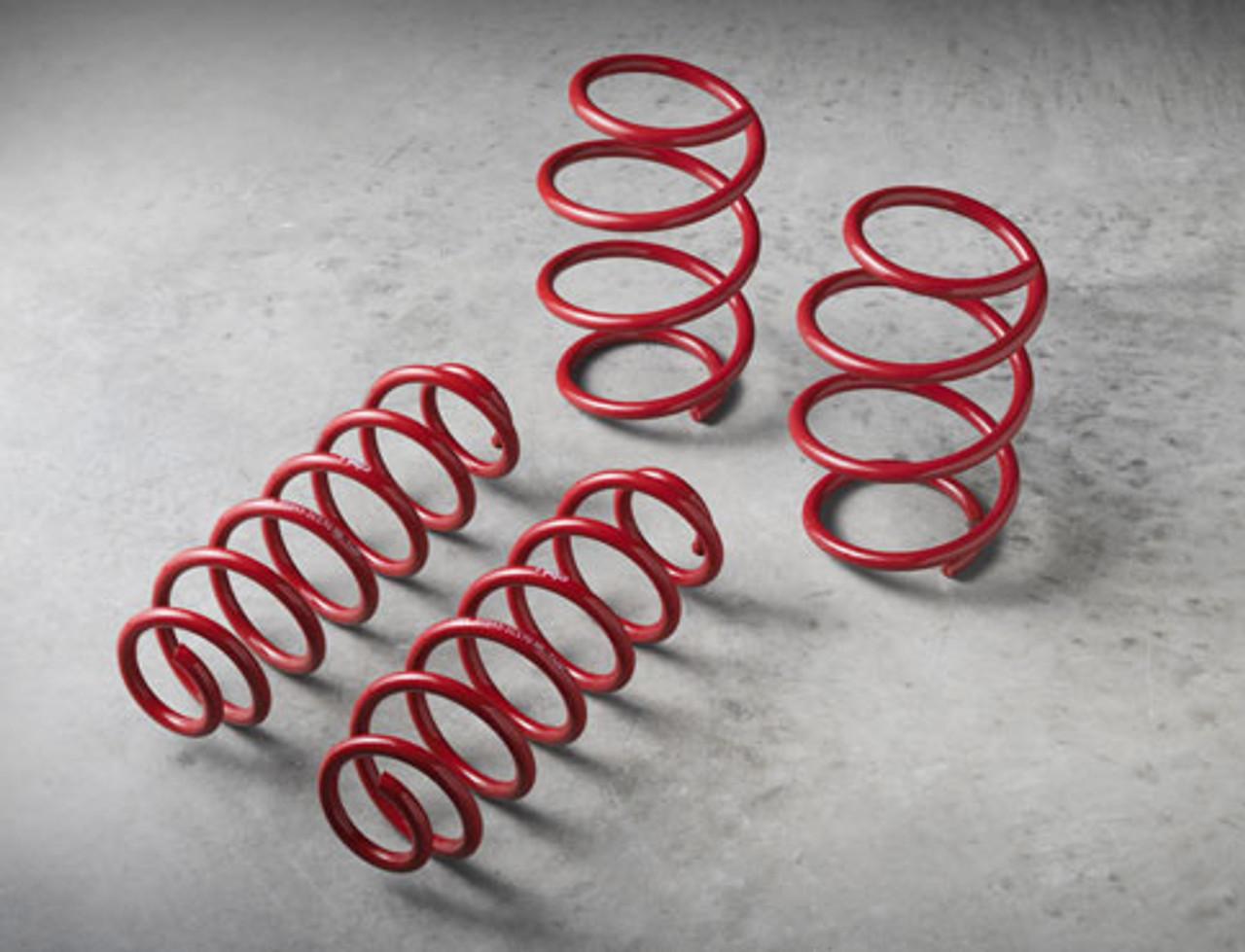 PT843-1C170 Chr TRD Lwrng Sprngs Genuine Toyota Parts