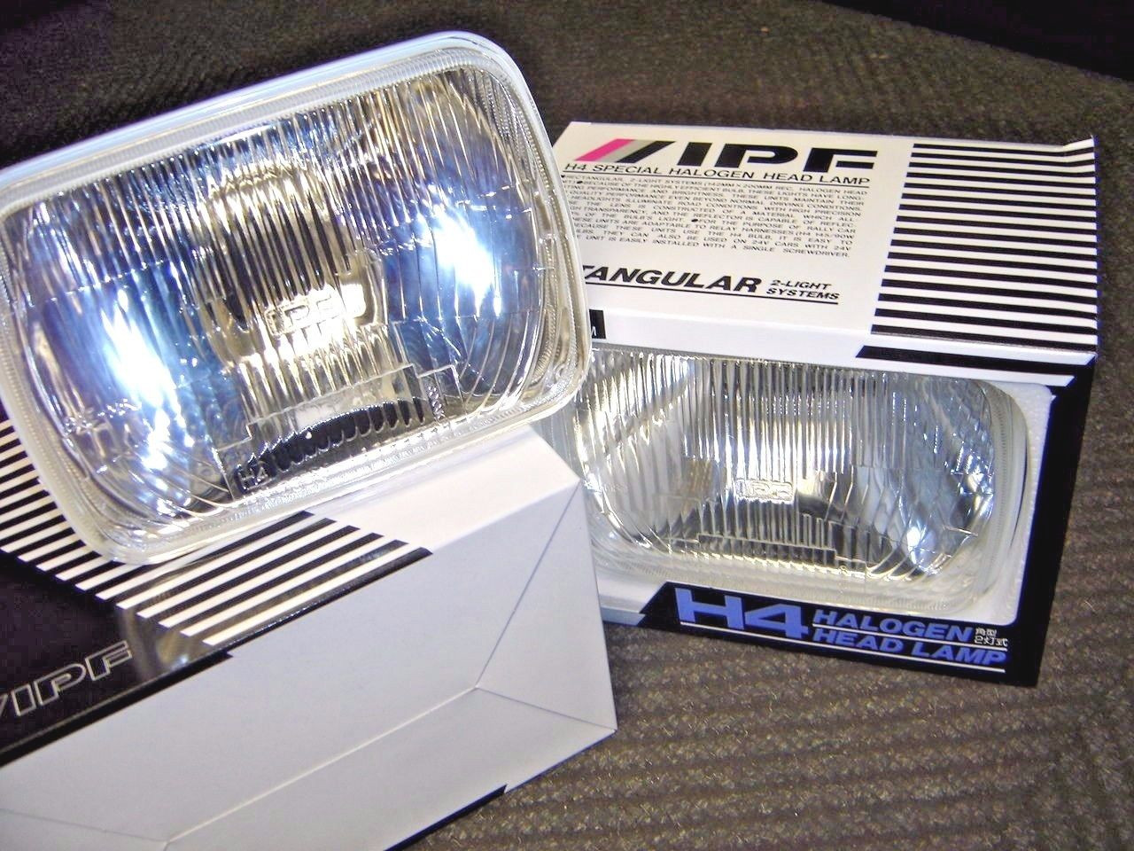IPF H4 HEADLAMP CONVERSION