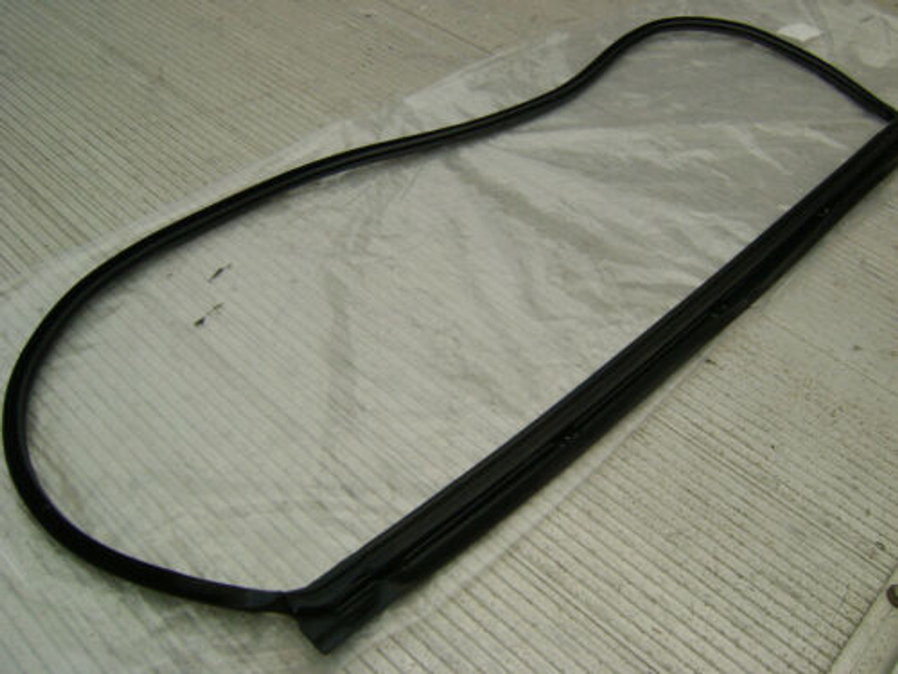 Ae86 sunroof weatherstrip