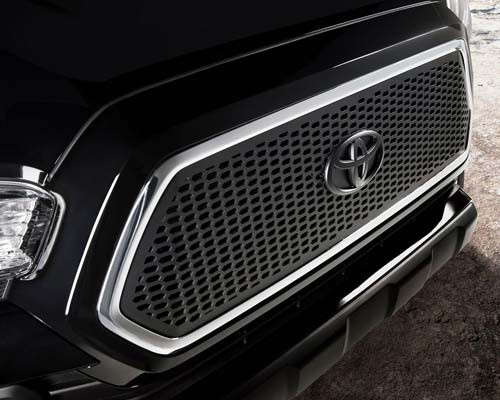 2016 - 2017 Toyota Tacoma predator style front grille