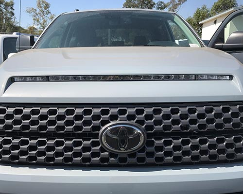 2018 Tundra Light Bar by NSV