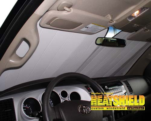 2007 - 2013 Toyota Tundra Sun Shade by Heatshield
