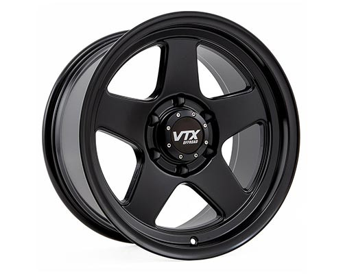 OUTLAW - SATIN BLACK 18 x 9 in