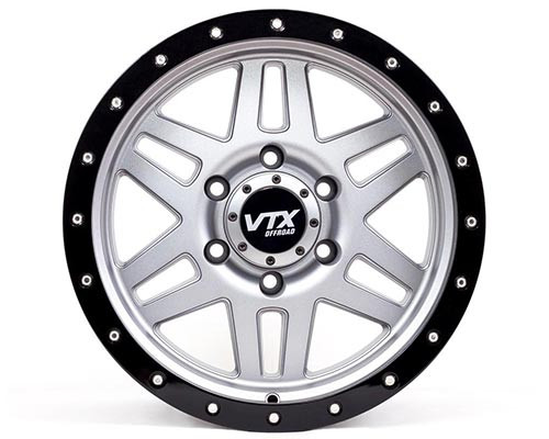 Viper - Satin Gray 17 x 8.5 in. (set of 4)