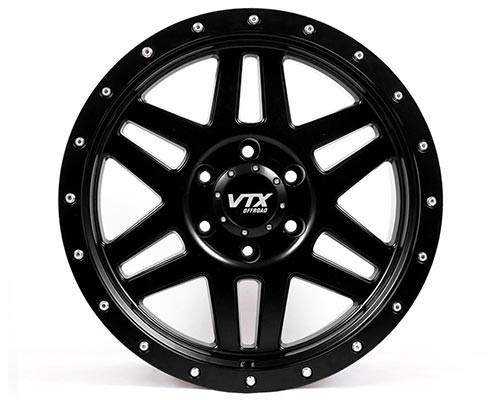 VTX Viper - Satin Black 17 x 8.5 in.