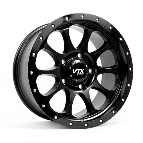 VTX Rogue - Satin Black 17 x 8.5 in.