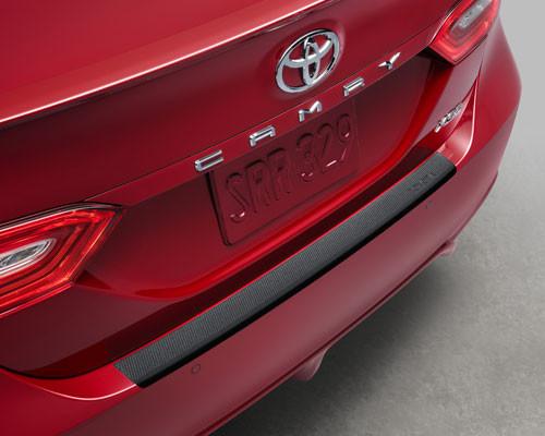 Camry Rear Bumper Applique – Black – SE/XSE (PT929-03181)