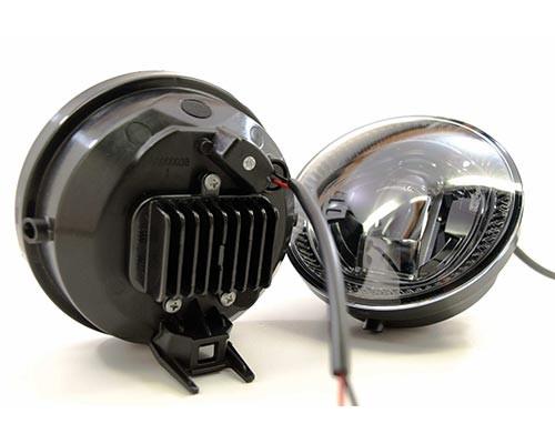 Tundra (2007-2013) Morimoto LED Projector Fog Lights