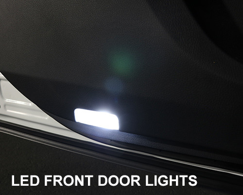 Camry Interior LED Lighting 3 piece set (White 5500K)