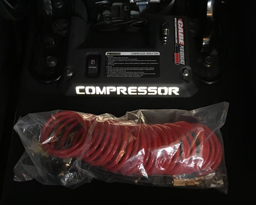 Air Compressor  for Tundra Crewmax  (2014 - 2018)