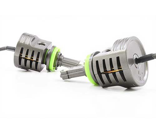 9012 bulb replacement - Morimoto LED 2Stroke headlight / foglight kit