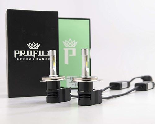 H4/9003 - Profile Peak LED Bulb kitH4/9003 - Profile Peak LED Bulb kit