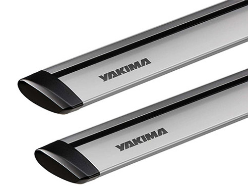 Yakima Jetstream SILVER Roof Rack Crossbars (set of 2)