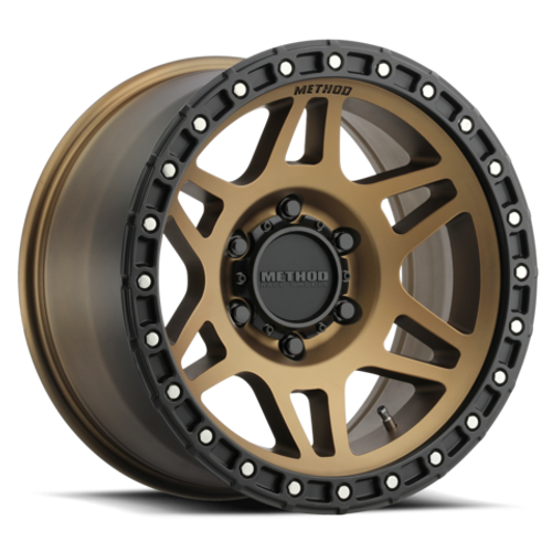 MR312 Bronze Method Wheels